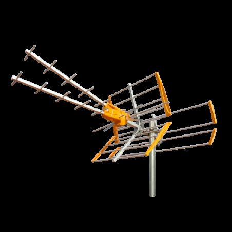 ANTENNA V ZENIT MIX B3+UHF (C.21-60) G8