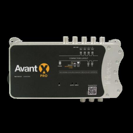AVANT X PRO 5IN.UHF/VHF- 1IN FM