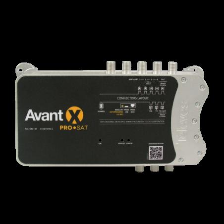 AVANT X PRO SAT 5IN.U/VHF- 1IN SAT