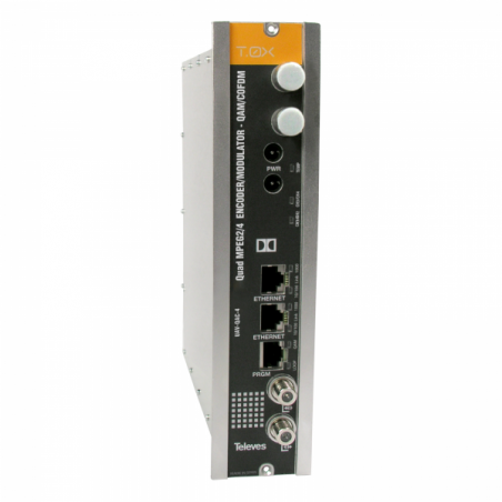 T.0X ENCODER QUAD COMPOS.-COFDM/QAM