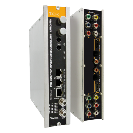 T.0X ENCODTWIN HDMI/COMP.COFDM
