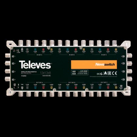 NEVO MSW 13X13X8 F TERM/CASC.