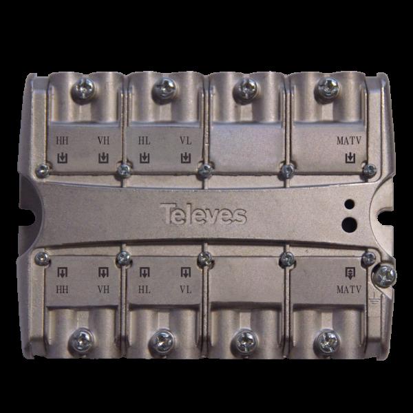 AMPLIFICATORE 5X5 EASYF MATV/IF G 14/28DB